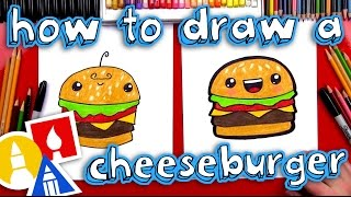 food drawing lesson