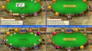 "Poker Strategy: Tommy ""tmoney0209"" Miller #10: 45 Man Sngs - Part 1"