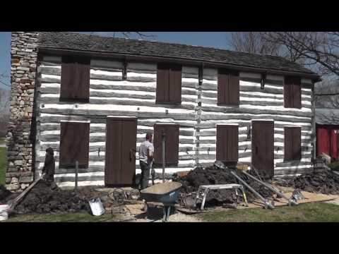 Structural Restoration Systems: Kimmswick Burgess Howe House
