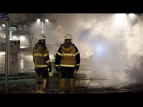 Sweden Hit by Riots in Stockholm Suburb