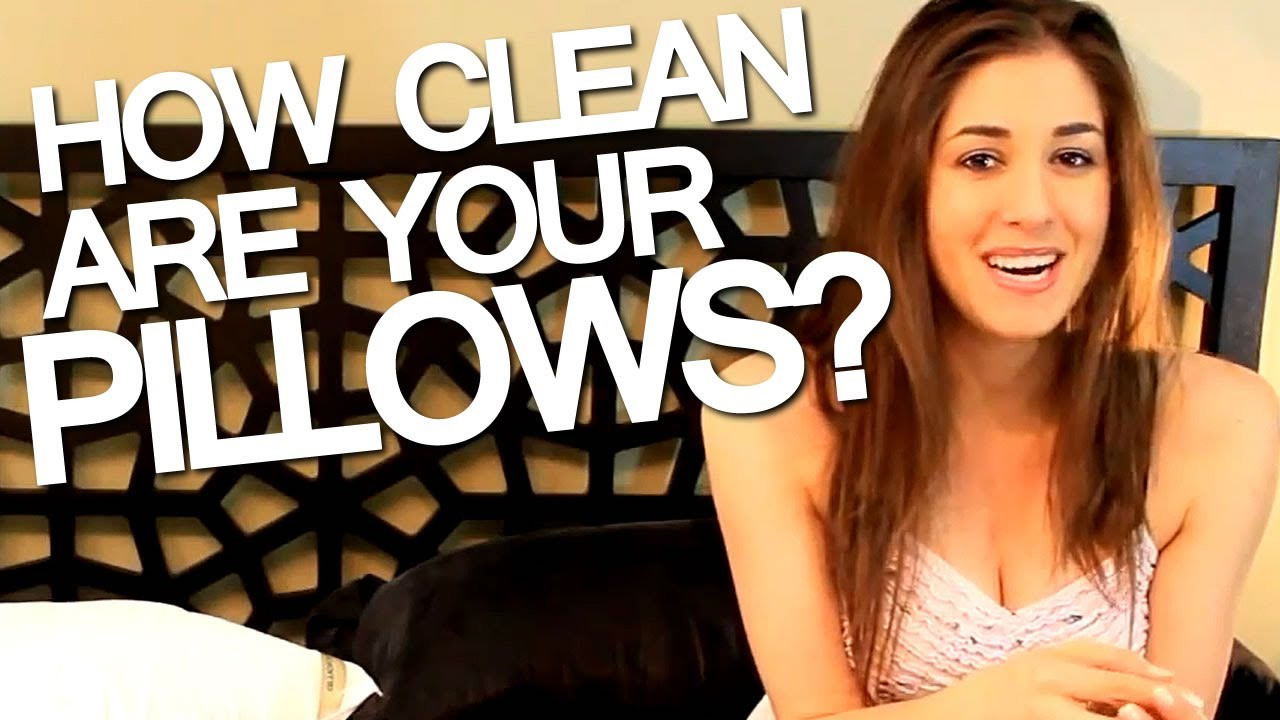 how to clean your nursing pillow step