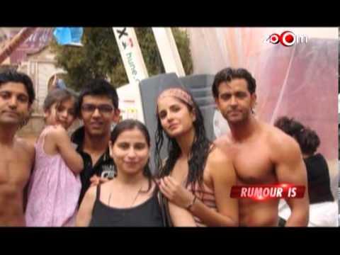 Hrithik & Katrina Will Have A Lip Lock Scene In 'Bang Bang'