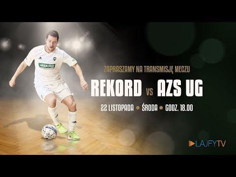 FE: Rekord Bielsko-Biała - AZS UG Gdańsk