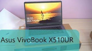 Asus VivoBook X510UR - Unboxing