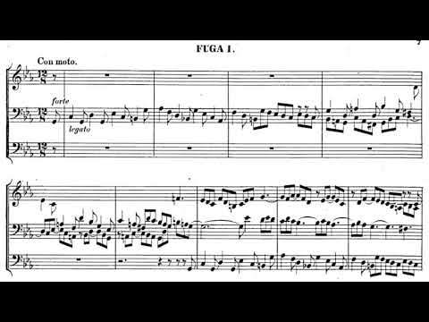 Mendelssohn - Prelude and Fugue in C minor, Op. 37