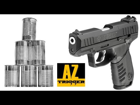 Ruger SR22 - Review & Accuracy