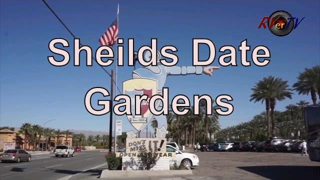 shields date gardenindio california highway 111date shakesrvertv - Shields Date Garden