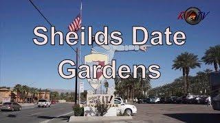 Shields Date Garden...Indio California... Highway 111....Date-Shakes...RVerTV