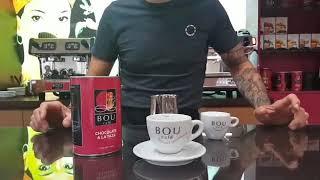 Preparación Chocolate a la taza BOU