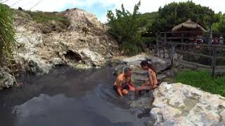 Mud Bath on Saint Lucia   Plan Your Next Romantic Getaway to the Tropics