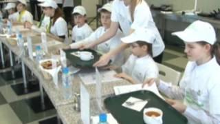 Школьное питание от фабрики Конкорд