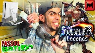 Soul Calibur Legends - Wii - Passou Batido!