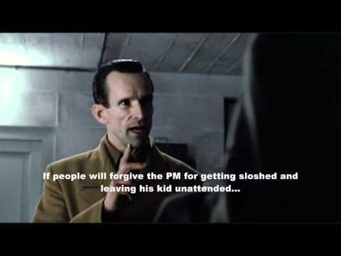 Goebbels Plans To Leave His Kids At A Pub