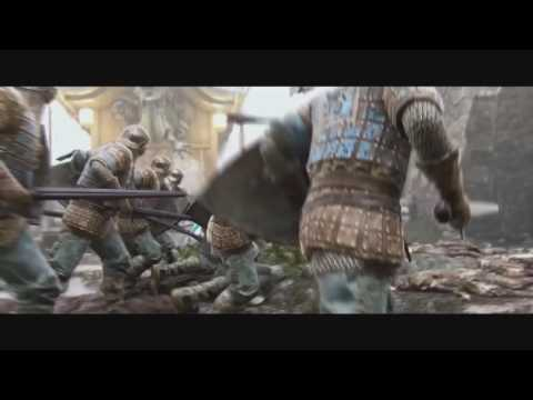 for honor trailer oficial 2017