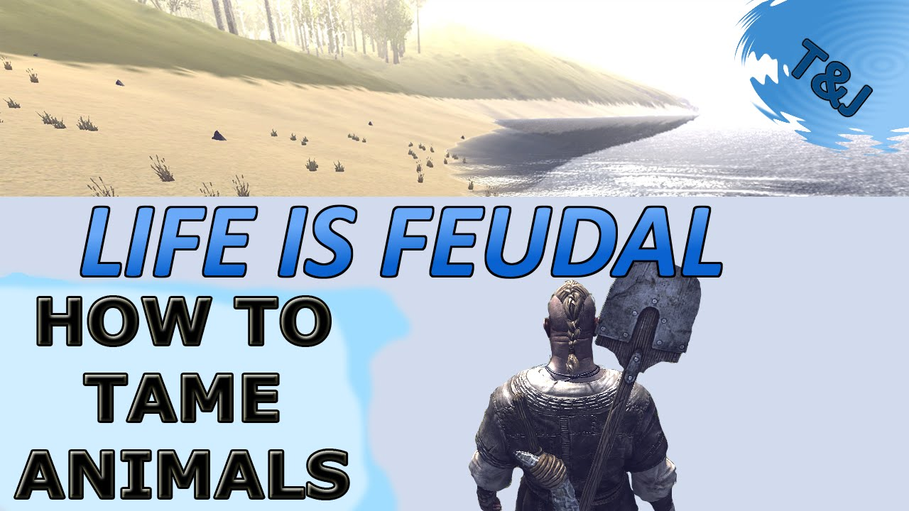 how to kill animals life is feudal