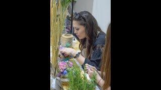 Обучение по программе свадебный флорист