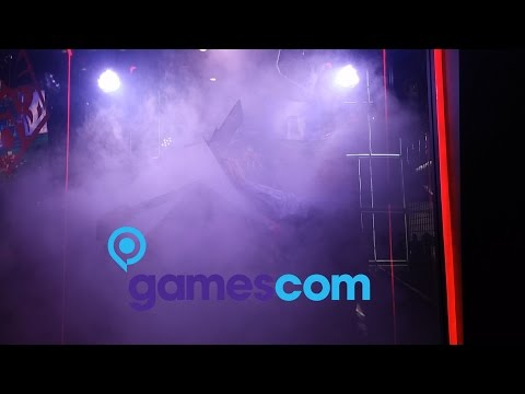 GAMESCOM 2016: Day One