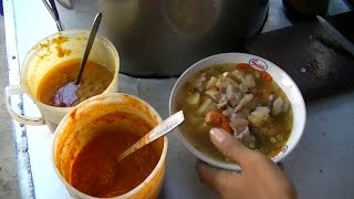 Jakarta Street Food  435 Brother Lucky Noodles Soup Soto Mie Mas Bedjo BR TiVi 3274