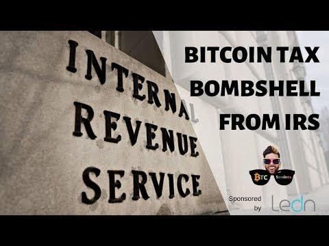 HUGE Bitcoin Tax News From IRS | Senate Warns Libra Members | 7% Of BTC With Custodians