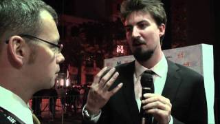 YOU'RE NEXT World Premiere Interviews With Adam Wingard, Barbara Crampton, Sharni Vinson