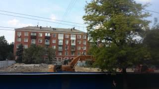 В Ростове-на-Дону снесли кинотеатр Юбилейный