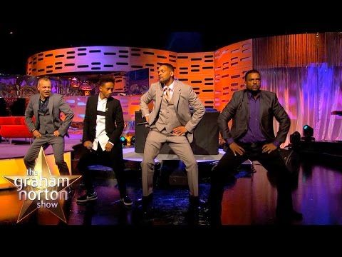 Will Smith, Alfonso Ribeiro and DJ Jazzy Jeff Perform The Carlton Dance  The Graham Norton Show
