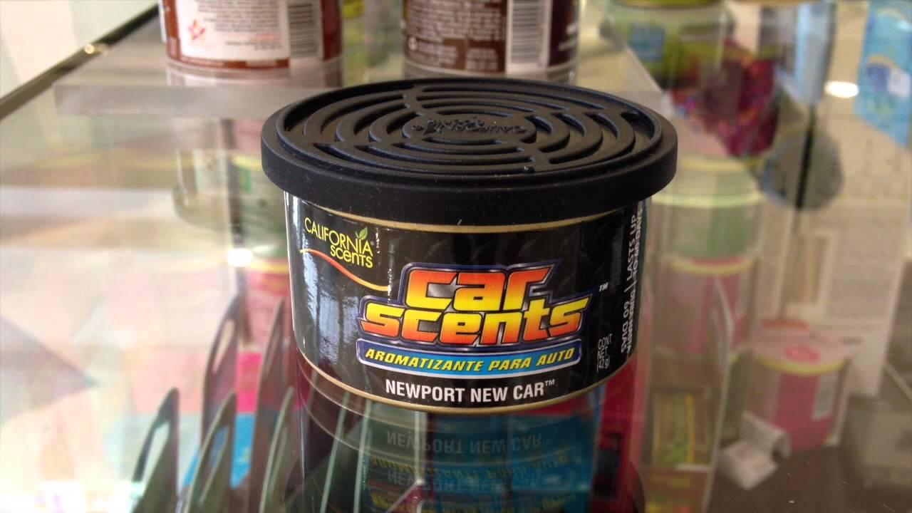 california car scents newport new car