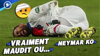 Les malheurs de Neymar font les gros titres en Espagne | Revue de presse