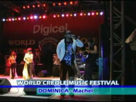 World Creole Music Fest Day 3 Part 2 - Machel Montano