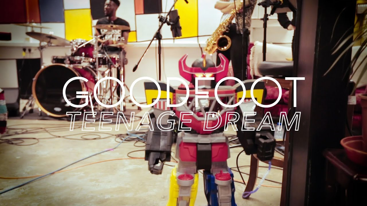 Teenage Dream (funk cover - live session)