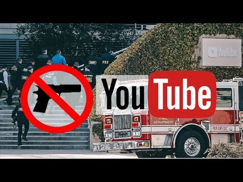US MARINES DISCUSS SHOOTING AT YOUTUBE HQ