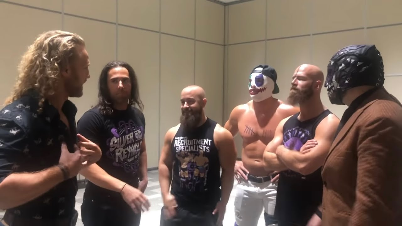 """""""Your Bloody Hands"""" - Being The Elite Ep. 266"""