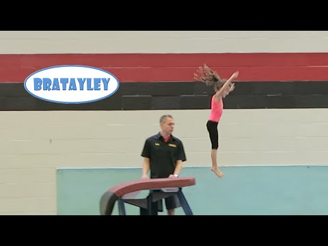 Hayley's 1st Gymnastics Camp (WK 261) | Bratayley