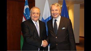 Встречи главы МИД Узбекистана в г.Брюсселе