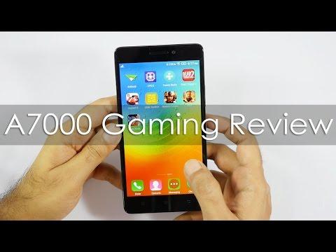Lenovo A7000 Review Videos
