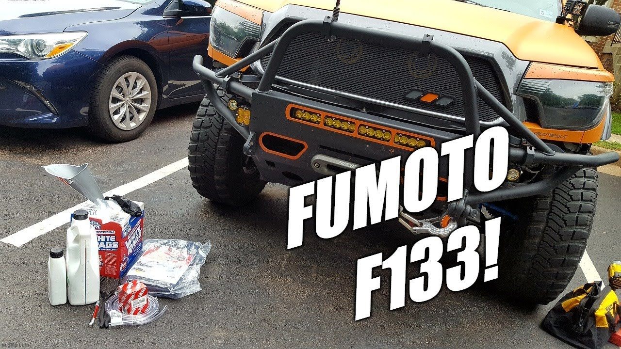 Fumoto's New F133 Oil Drain Valve is Faster Than Ever