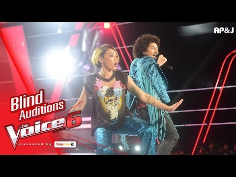 เพียว - Forget You - Blind Auditions - The Voice Thailand 6 - 12 Nov 2017