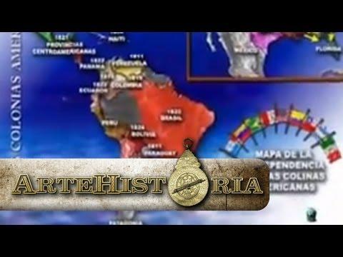 Historia de España: Independencia de las colonias americanas