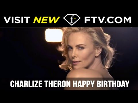 Charlize Theron Happy Birthday - 7 Aug | FTV.com