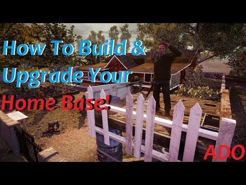 Sod Breakdown Dlc How To Build Upgrade Your Home Base