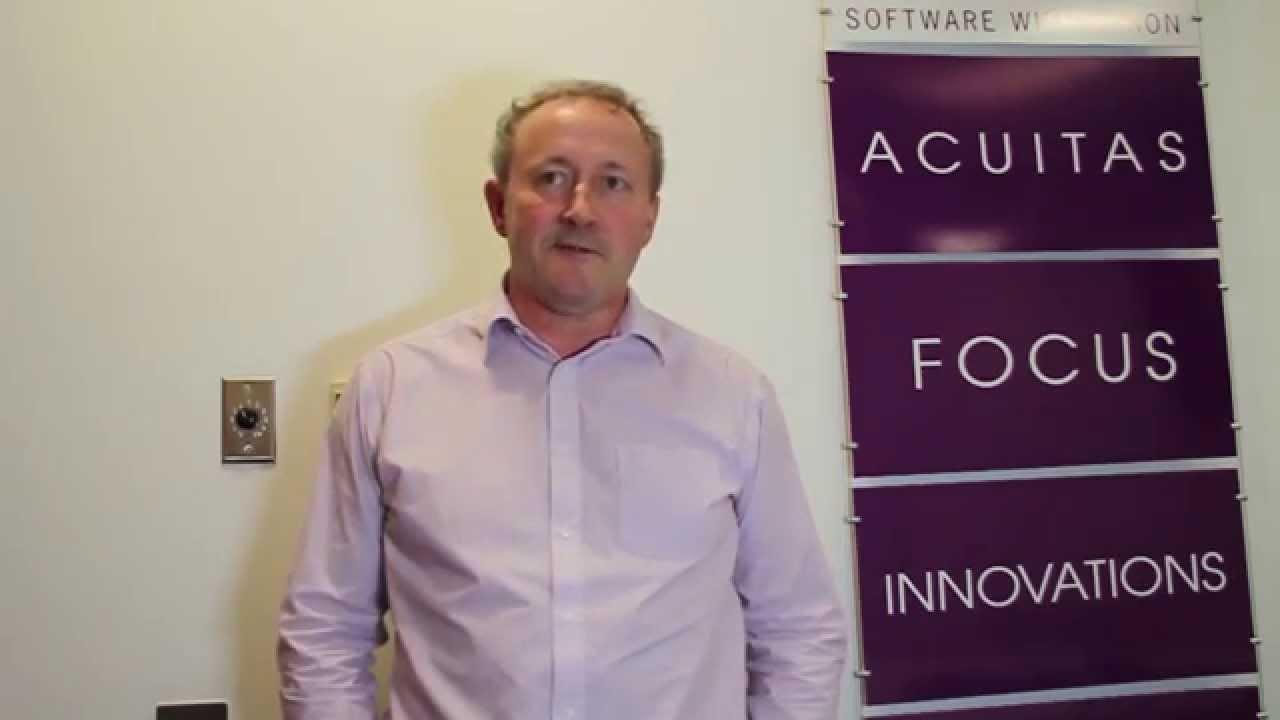 Ocuco DevCon 2015 Day 3 - Colm O'hEocha of Agile Innovation
