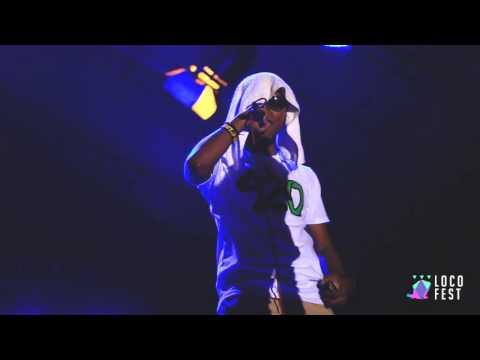 OCTAVIA BAND - KASMARAN Feat AMBON B'Jaguran (LIVE @LOCOFEST 2015)