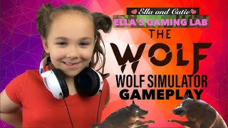 The Wolf Game Wolf Simulator IPad Pro (Ella's Gaming Lab)