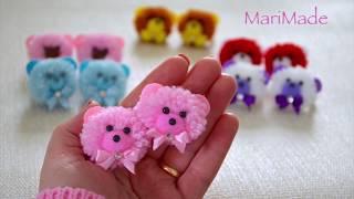 Cutiest Teddies Ever!!! Мимишные Мишки Резинки Быстро Ursinhos Fofinho