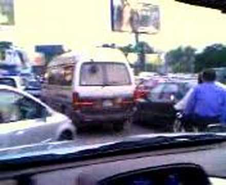 Liberty Market Gulberg Lahore Traffic Jam
