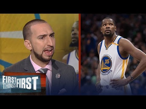 Warriors worried about Kevin Durant after Twitter fiasco? They should be   FIRST THINGS FIRST