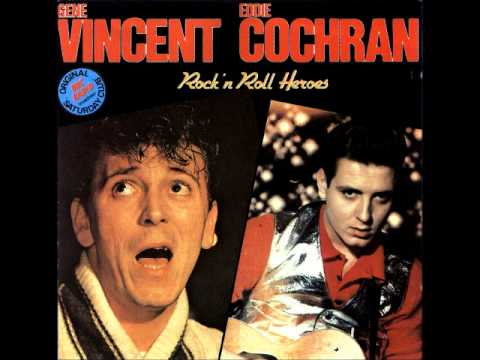 Gene Vincent and Eddi Cochran - Say Mama