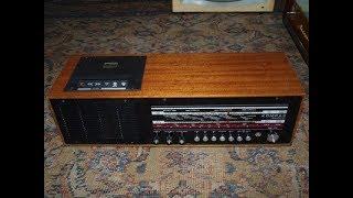 Oprava rádia s magnetofonem (Tesla B202A Kompas) 1.díl