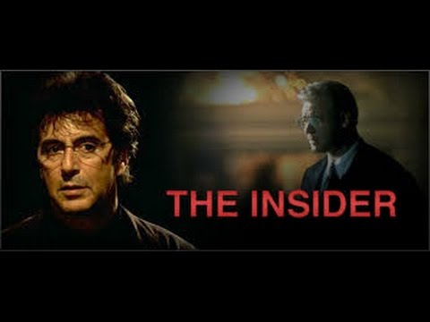 The Insider 1999   Russell Crowe, Al Pacino, Christopher Plummer