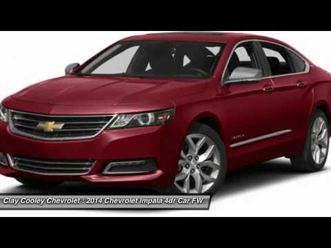 2014 Chevrolet Impala Irving Tx Eu111473